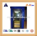 La especificación completa co- de extrusión de perfiles de pvc para el estilo europeo 60 hacia fuera la puerta abierta