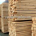Madera aserrada, madera s4s, finger joint tablero de madera de madera proveedor