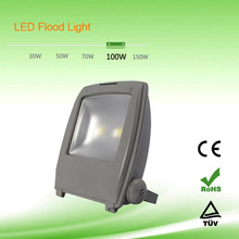 warranty waterproof ip65 LED Flood Lights CE,ROHS,TUV outdoor light 100w flood lighting