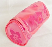 Floral Waterproof pvc Cosmetic Bag Toiletry Kits Pouch