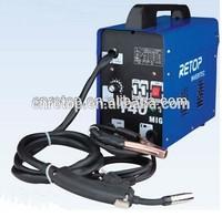 AC.DC Inverter gasless flux-cored wire mig inverter welding machine