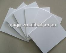 2014 Osign good printing pvc celuka foam board sheet
