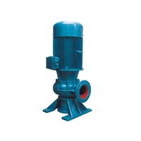 LW submersible pump vertical inline sewage centrifugal pump