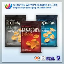 handmade tea bags/silk tea bags/potato chips packaging bags