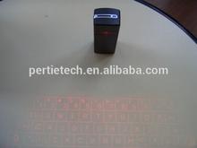Digital nuevo laser teclado con usb interfaz para el smartphone dibujo de un teclado de la computadora