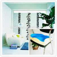 Beijing comfortable home decoration aqua gel cushion