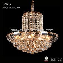 Creative octagon structure chandeliers & pendant lights