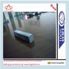 Sliding Aluminum Door UPVC Rubber Seal Strip , Car Door Rubber Seal