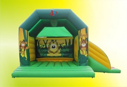 GMIF commercial bouncy castles adult bouncy house inflatable trampoline