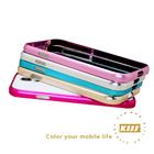 Arc edge Ultra Thin Aluminum Bumper mobile phone metal case