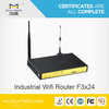 F3824 3g wcdma 4g lte router support hardware and software WDT with wifi modem router adsl i