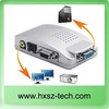 PC TO TV CONVERTER VGA/RCA/S-VIDEO/USB
