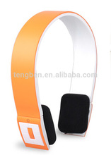 bottom price exquisit headset,super thin headphone custom
