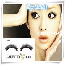 Hand made strip fur real materials for eyelash korea high quality beauty supplies wholesale
