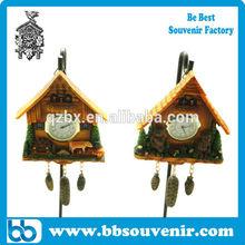 resin vintage cuckoo wall clock