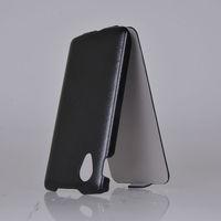 Compact Slim Leather Flip Black Front Back Cover Case for Google Nexus 5