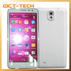 Cheapest 3G Android dual sim mobile phone 5.5inch,High resolution Android 4.2 quad core smartphone