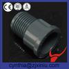 Tigre design grey PVC fittings PVC male thread socket