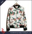 la costumbre deimpresión de sublimación de poliéster chaquetas varsity