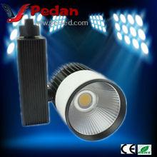 Manufaturer price 15W 2wires & 4wires COB Led Track Light