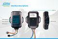 ジミ2014年リモートコントロール機能正確な車両の手動トラッカーgpsトラッカー