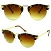 China Wholesale Clubmaster Designer Italian Brand Sunglasses