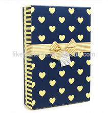 rectangle garmet gift paper box