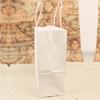 Creative design low price grocery brown kraft paper bag