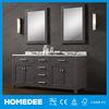 Modern Home Design Wooden Timber Bathroom Cabinet