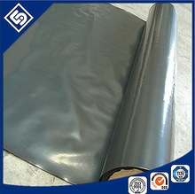 Hot sell LDPE concrete plastic black building film