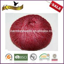 Amazon fashion sale dyed acrylic nylon blended wool yarn in ball