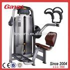 2014 new gym equipment abdominal crunch club gym fitness equipments