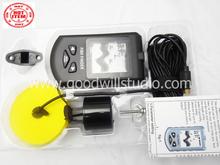 TL66, Wireless Sonar fish finder with Dot Matrix LCD display, Wireless Dot Matrix Fish Finder