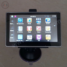 5 Inch Auto Car GPS Navigation Sat Nav 4GB 2014 New Map WinCE 6.0 FM Mp3 Mp4