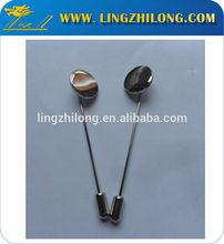 wholesale metal blank stick pin