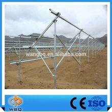 Solar Panel Support Rack
