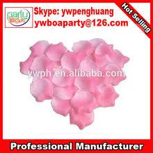 red rose artifical petal
