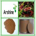 Herba chino medicina de ganoderma lucidum, 25%, 30%, 40% polisacáridos reishi extracto