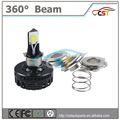 H4 motorrad led-projektor-scheinwerfer, motorrad scheinwerfer/Motorrad led-lampe