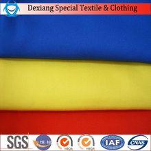 Tensile strength CVC fabric antistatic polyester micro twill fabric