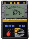 ND 3 phase digital insulation resistance tester megger meter