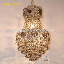 large pendant lamps home large glass balls lighting make crystal wall lamp