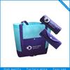 foldable shopping bag/non woven advertising bag/non woven laundry bag