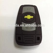 Customized USB Flash Drive With car key shape 4gb/1000gb usb flash drive/usb 2 driver plastic pen case LFN-219