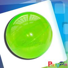 2014 Hot Sale Hollow Rubber Bouncing Balls Hi Bounce Plastic Holoow Ball