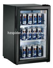 68L mini cooler fridge