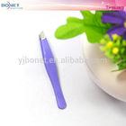 BTZ0275 2014 Purple Mini Eyebrow Tweezers