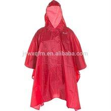 rain poncho with logo rain cape quality raincoat