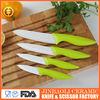 new design Ziconium Oxide ceramic fruit knife