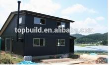 Bene- progettato top costruire casa prefabbricata casa mobile in cina